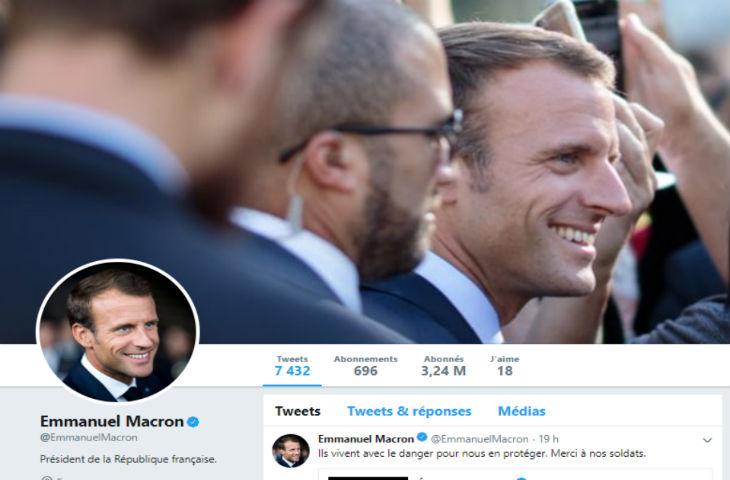 Libération payé 50 000 € par Soros pour vérifier les Fake News se plante sur les faux comptes Twitter soutenant Macron : seuls 33% des followers sont bons