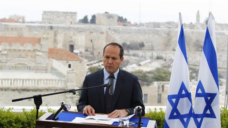 Nir Barkat «Nous ne diviserons jamais Jérusalem»