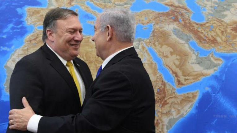 Mike Pompeo : Les Etats-Unis veulent que tout le Moyen-Orient «ressemble à Israël» (Vidéo)