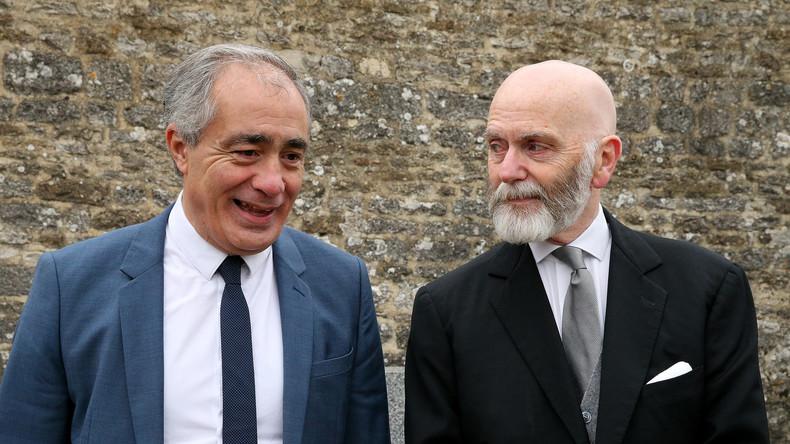 Renaud Camus et Karim Ouchikh présenteront une liste aux élections européennes pour combattre le «Grand Remplacement»