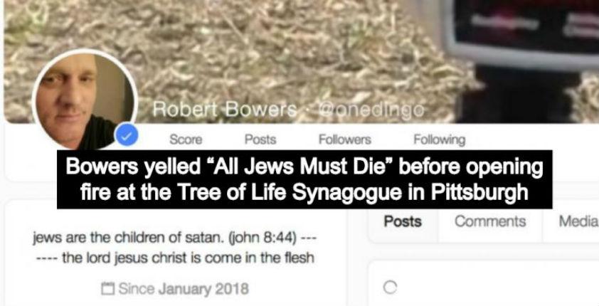 Antisémite, hostile à Trump : qui est Robert Bower, l'assaillant de Pittsburgh ? «Les juifs sont les enfants de Satan»