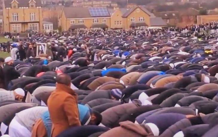 Reportage: Certaines villes britanniques sont totalement islamisées, la diversité a complètement disparu, 90% des habitants sont musulmans (Vidéo)