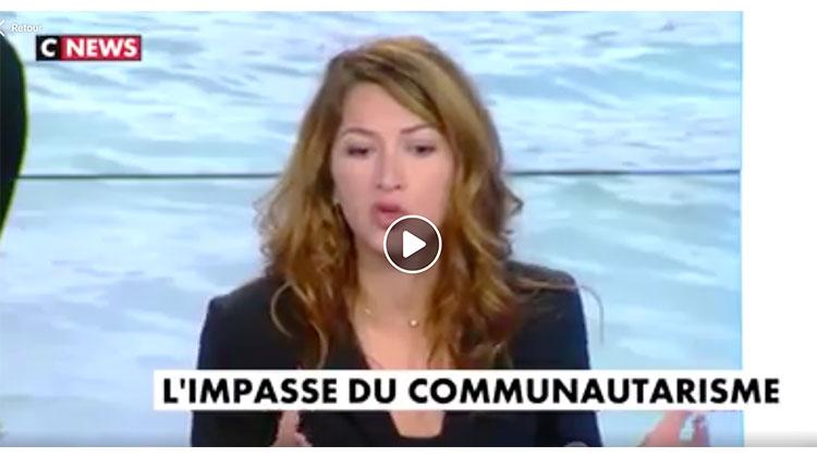 [Video] Pour Zineb El Rhazoui, «le voile fait partie du package idéologique qui mène au terrorisme»