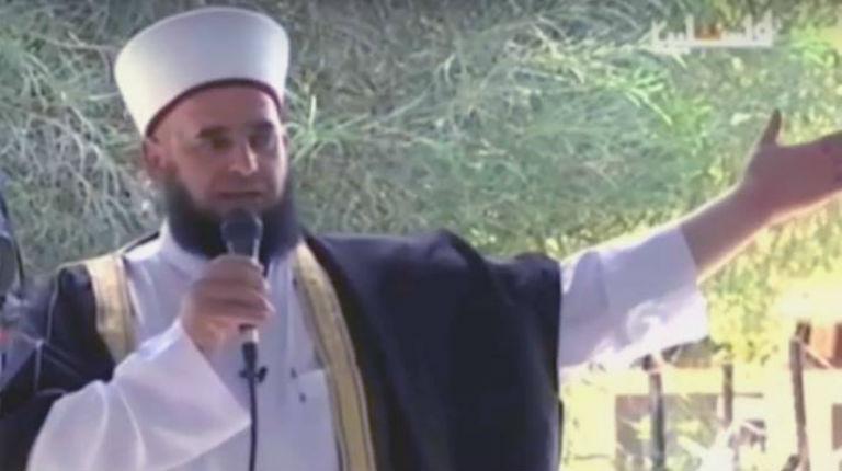 Vidéo antisémite : «Les Juifs derrière la corruption dans le monde entier. Ils vivent sur le sang des autres», déclare un chef religieux musulman