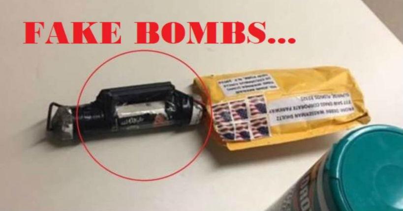 Etats Unis : De fausses bombes aux allures d'imposture qui tombent bien en période électorale…