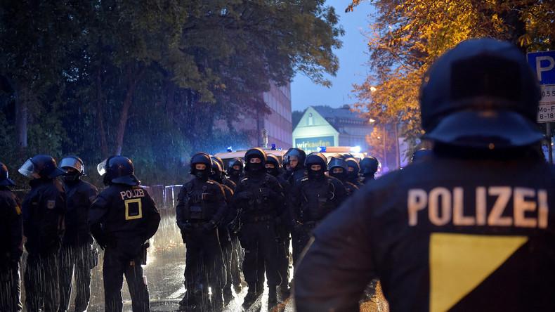 Allemagne: : arrestation d'un groupe suspecté de préparer des attentats contre des étrangers