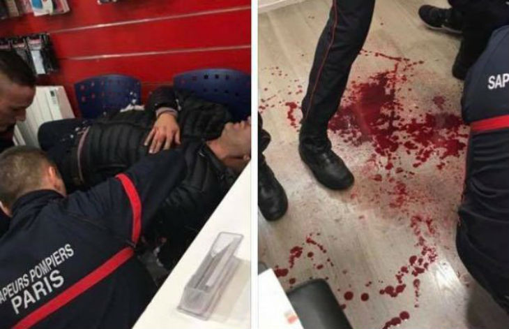 Paris : un commerçant juif poignardé à plusieurs reprises par trois Africains