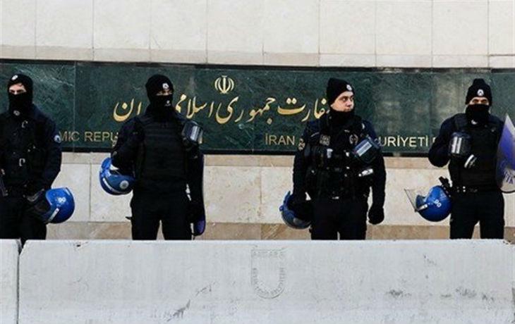Turquie : évacuation de l'ambassade d'Iran à Ankara, un kamikaze serait retranché dans le bâtiment