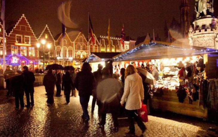 Bruges : Le marché de Noël devient le « marché d'hiver ». « Ils veulent voir disparaître nos traditions » dénonce un sénateur