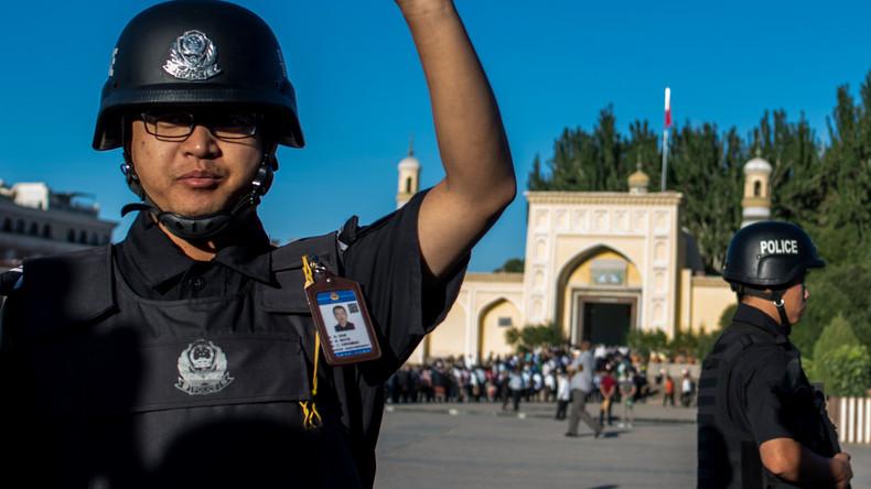 Camps d'internement, campagne anti-halal : la Chine assume sa répression contre les musulmans Ouïghours et l'Islam