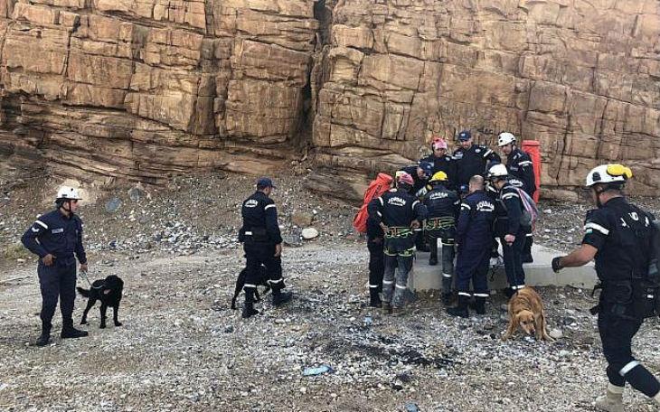 Israël envoie une équipe de sauvetage de Tsahal en Jordanie après des inondations soudaines