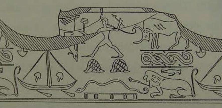 Découverte d'un sceau en Egypte confirmant l'existence des 12 Tribus d'Israël