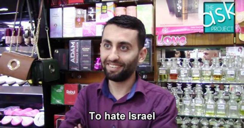 Reportage : La majorité des Palestiniens préfèrent enseigner à leurs enfants la guerre plutôt que la paix avec les Israéliens (Vidéo)