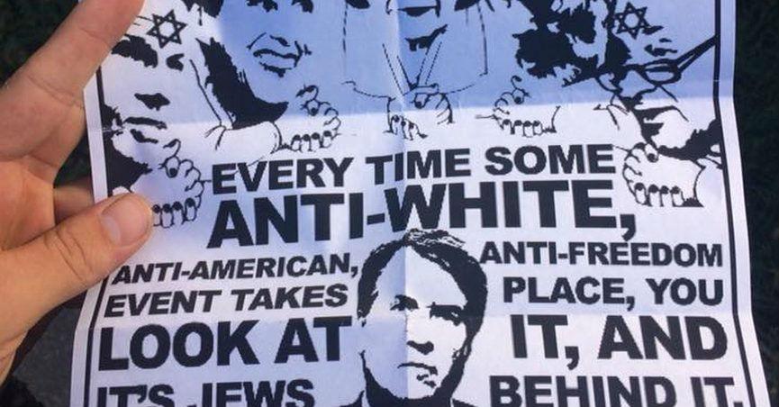 Affaire Kavanaugh : des tracts antisémites qui accusent les Juifs distribués dans une dizaine d'Etats américains