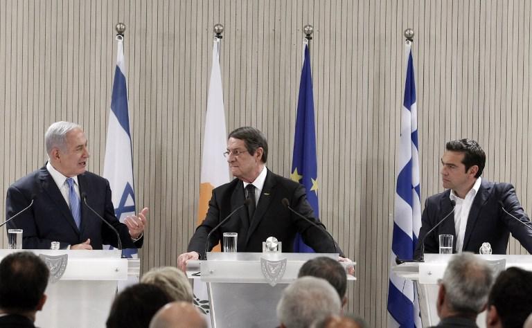 Gaz: moins d'influence arabe en Europe grâce à Israel, l'Italie, la Grèce et le Chypre.