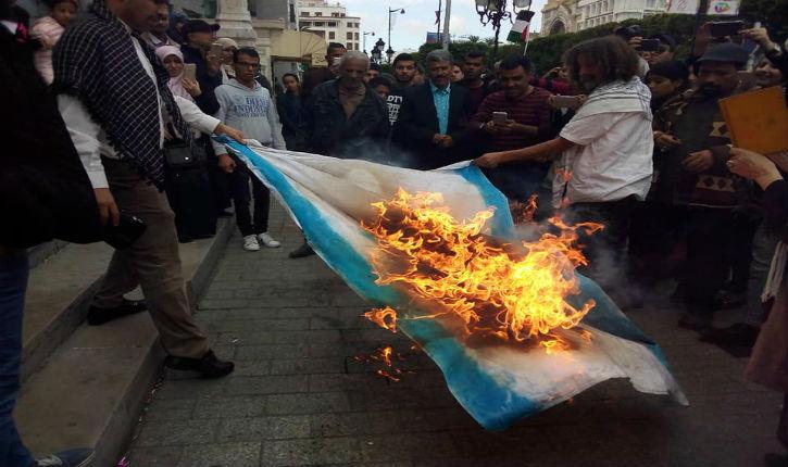 Des militants fascistes continuent de protester contre le nouveau ministre juif de Tunisie