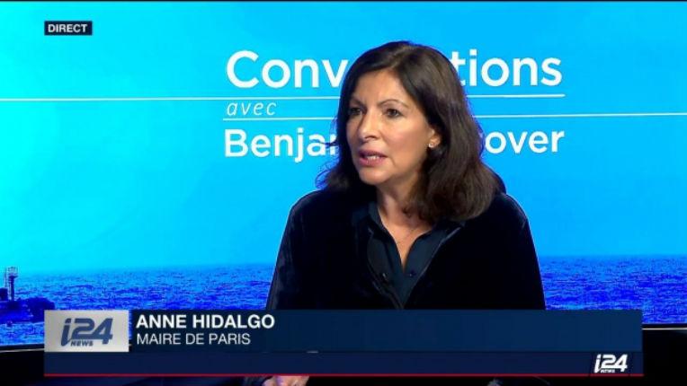 Anne Hidago «il y a un antisémitisme qui s'est greffé sur de l'antisionisme, il faut combattre ça» (Vidéo)
