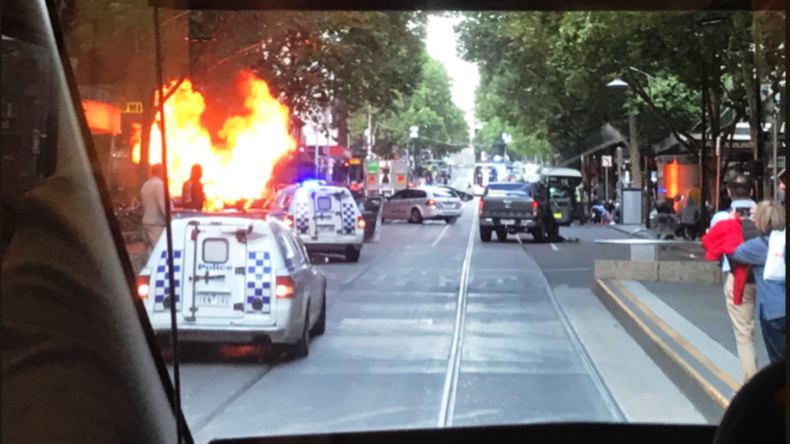 Attaque islamiste au couteau en Australie : un mort et deux blessés à Melbourne (VIDEO CHOC)
