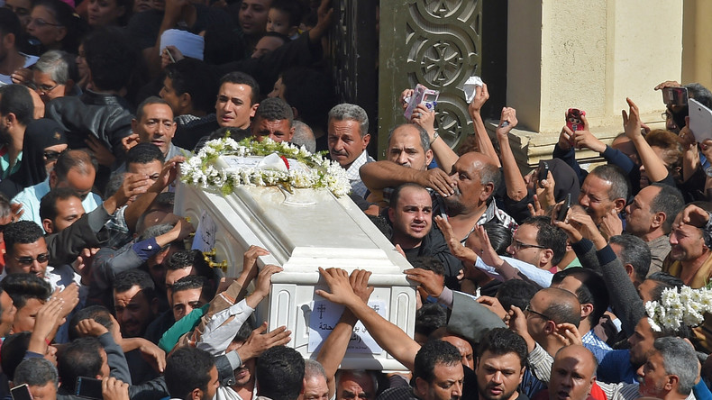Attentat contre des coptes en Egypte : 19 djihadistes abattus par la police