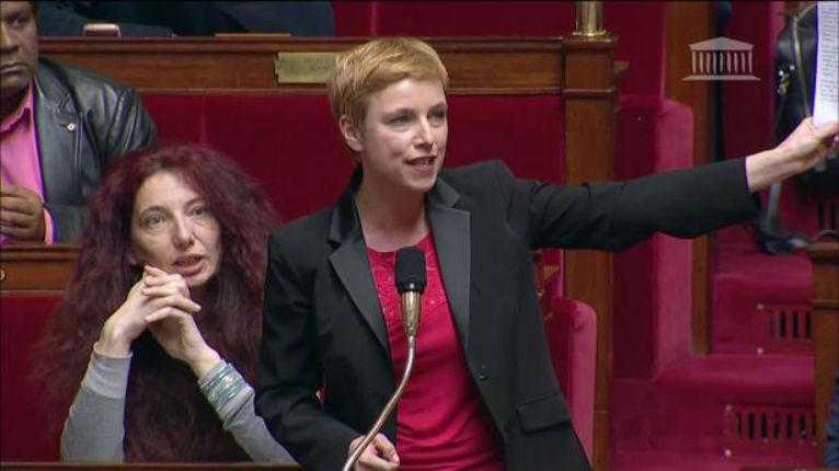 L'islamo-gauchiste Clémentine Autain, antisioniste obsessionnelle, reproche au gouvernement d'avoir condamné les attaques du Hamas. Réponse de Meyer Habib (Vidéo)