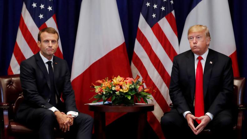 Donald Trump snobe le «Forum sur la paix» organisé par Emmanuel Macron à Paris