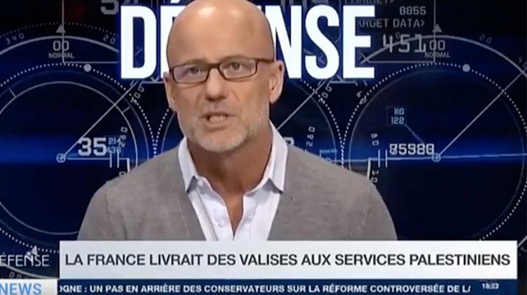 [Video] Révélation de la DGSE: les jihadistes palestiniens étaient formés et financés par la France