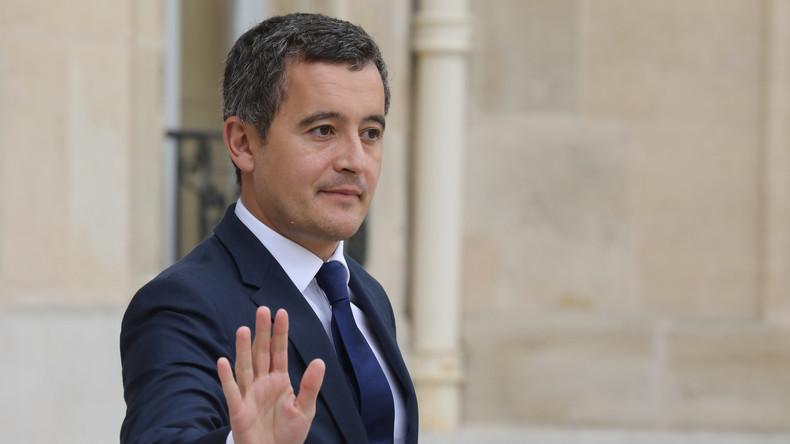 Darmanin promu à l'Intérieur : la plainte pour viol le visant n'est « pas un obstacle » selon l'entourage de Macron