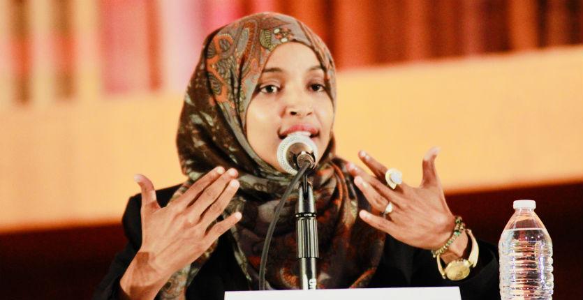 Etats Unis: La démocrate islamiste Ilhan Omar, élue au Congrès, soutient le mouvement antisémite BDS