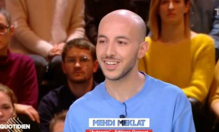 Mehdi Meklat revient… pour dénoncer le racisme des autres. Les racistes, ce sont ceux qui ont dénoncé ses tweets antisémites