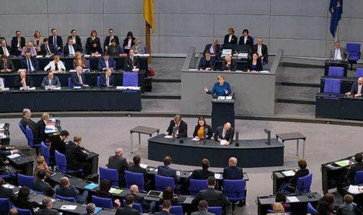 Pacte sur les migrants : Merkel appelle «les États-nations à renoncer à la souveraineté» et souhaite un gouvernement mondial
