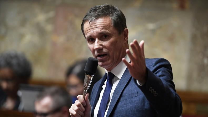 En France, «c'est le «parti de l'étranger» qui gouverne», selon Nicolas Dupont-Aignan (Vidéo)