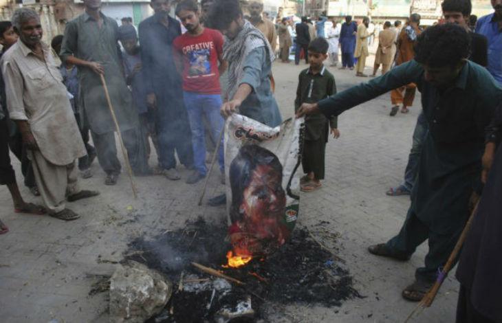 Dans l'incapacité d'atteindre Asia Bibi, les islamistes pakistanais attaquent des Chrétiens au hasard pour se venger de son acquittement