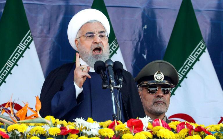 Le président iranien Rohani «Le programme de missiles iraniens n'est pas négociable»
