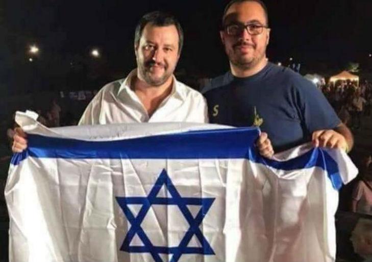 """Matteo Salvini devrait se rendre en Israël dans deux semaines, """"Je suis un ami et un frère d'Israël"""""""