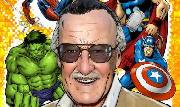 Stan Lee, fils d'immigrants roumains juifs est mort, il est le père des X-Men et de Spider-Man