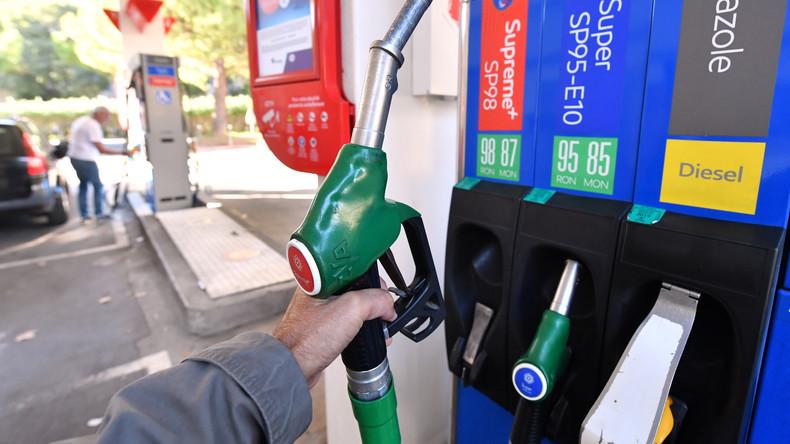 Loi de finance : 577 millions d'euros de recettes de la taxe carburants ponctionnés par l'Etat qui n'iront pas à l'écologie en plein mouvement «gilets jaunes»…