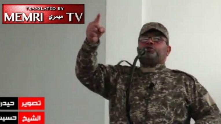 L'imam Hussein Abou Ayada à Rafah : « Attachez-moi à un missile et tirez-le sur Tel-Aviv » (Vidéo)