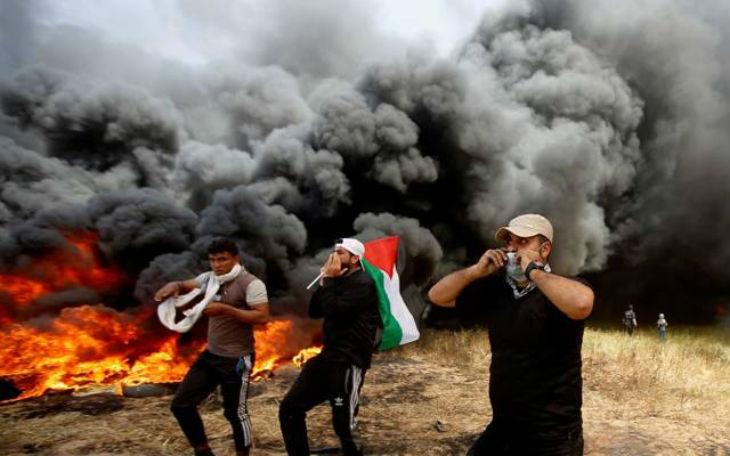 L'armée israélienne en alerte maximale alors que le Hamas appelle à la marche d'un million d'hommes pour l'anniversaire des émeutes