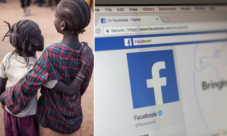 Facebook a laissé une famille du Sud-Soudan vendre aux enchères une jeune fille de 16 ans pour la marier