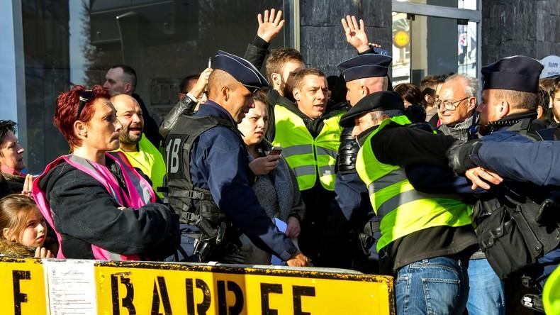 «Ça va saigner» : des islamistes voulaient commettre un attentat lors de la mobilisation des «gilets jaunes»