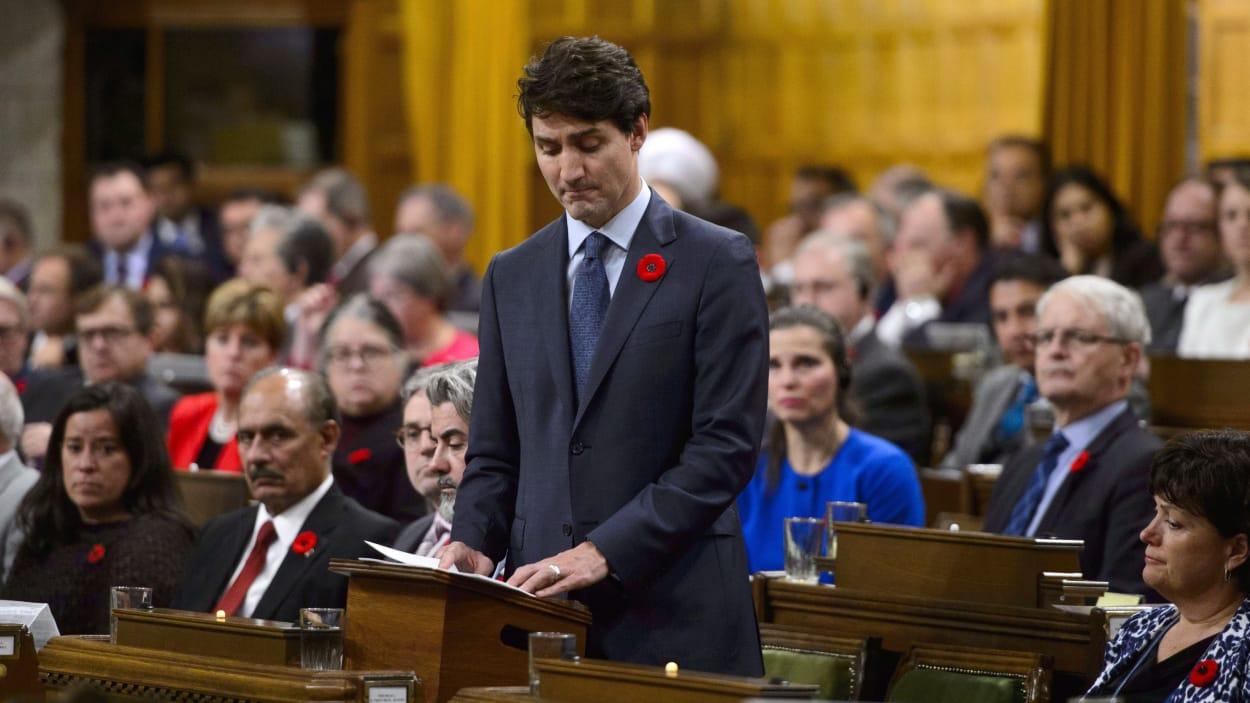 Les excuses de Justin Trudeau à la communauté juive