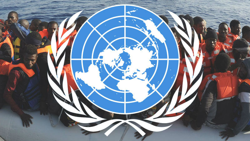 Pacte de l'ONU sur les migrations « institue l'idée radicale que l'immigration doit être encouragée et protégée». Les Etats Unis, Autriche, Australie, Hongrie, Pologne, République Tchèque, Estonie, Bulgarie refusent de signer