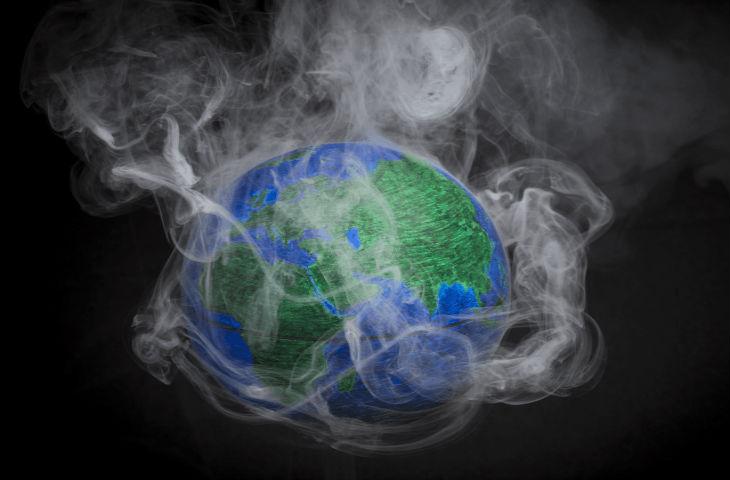 Un scientifique auteur d'un rapport alarmiste sur le réchauffement climatique admet une énorme erreur dans les calculs «Nous l'avons étouffé»