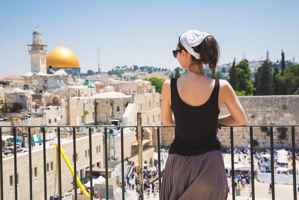 [Photos] Israël dépasse son record historique du nombre de visiteurs en 2018