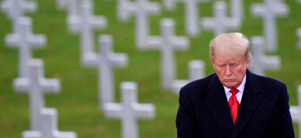 Donald Trump : « C'est notre devoir de préserver la civilisation pour laquelle les patriotes français et américains se sont battus » (Vidéo)