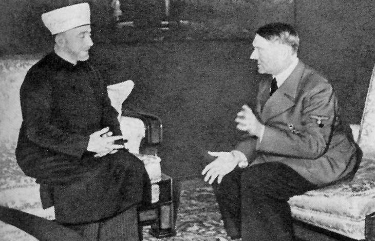 [Vidéo] Les dossiers secrets du IIIe Reich : les liens entre Nazi et Jihad islamique «Himmler fait l'éloge de l'Islam contre le Judaïsme et le Christianisme»
