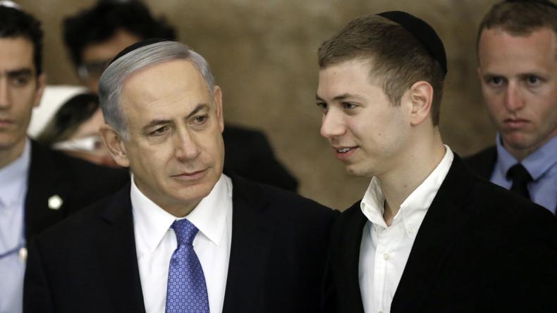 «Dictature de la pensée» : Facebook suspend le compte du fils de Benjamin Netanyahou, mais ne ferme pas les comptes appelant à la destruction d'Israël
