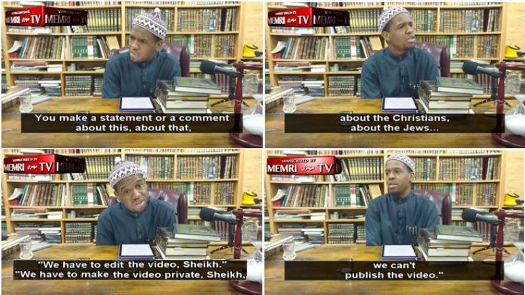 Le Mufti Muhammad Ibn Muneer «L'islam sans djihad est comme le miel sans sa douceur» (Vidéo)