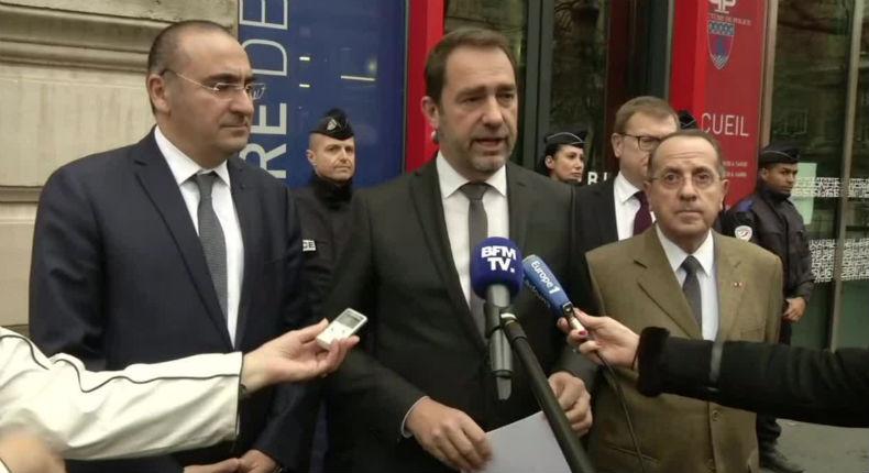 Le Syndicat des Policiers en Colère estime que « Castaner a menti, il y avait entre 500.000 et 800.000 Gilets Jaunes en France » selon les samedis