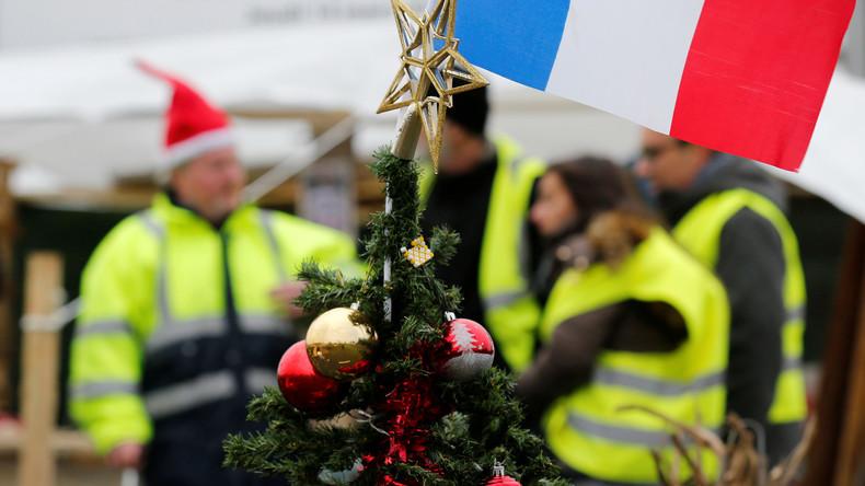 Sondage : 60% des Français approuvent toujours les Gilets Jaunes